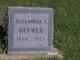 Alexander Simpson Brewer