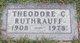 Theodore C Ruthrauff