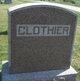 Profile photo:  Josie E. <I>Clothier</I> Black