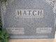 Profile photo:  Ida May <I>Foreman</I> Hatch