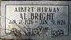 Albert Herman Allbright