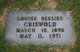 Louise <I>Bessire</I> Griswold