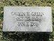 Profile photo:  Calvin W. Green