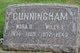 Nora Olive <I>Larkin</I> Cunningham