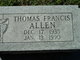 Thomas Francis Allen