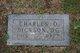 Charles O. Dickson