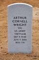 Profile photo:  Arthur Cornell Wright