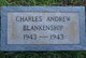 Profile photo:  Charles Andrew Blankenship