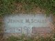 Jennie M Scales