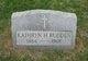 """Kathryn H """"Hattie"""" <I>Gately</I> Rudden"""