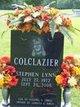 """Stephen Lynn """"Steve/Stevie"""" Colclazier"""