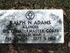 Ralph N. Adams