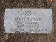Cleve E Davis