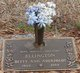 Profile photo:  Betty Ann <I>Aderholdt</I> Ellington