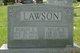 Nellie <I>Emswiler</I> Lawson