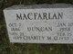 Profile photo:  Charity M Q MacFarlan