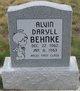 Alvin Darryl Behnke
