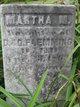 Martha M. Fleming