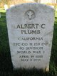Profile photo:  Albert Clarence Plumb