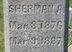 Sherman A. Decker