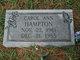 Carol Ann <I>Adams</I> Hampton