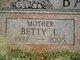 Betty L <I>Rusten</I> Barcom
