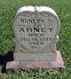Burlyn Sanford Arney