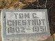 Profile photo:  Thomas C Chestnut, Jr