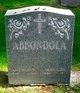 "Profile photo:  Matilda ""Tillie"" <I>Talve</I> Abbondola"