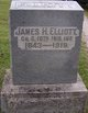 Pvt James Hezekiah Elliott
