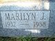Profile photo:  Marilyn J <I>Rowe</I> Gruenberg