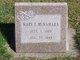 Mary Emma <I>Livey</I> McNamara