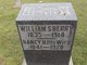 Profile photo:  William S Berry