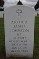 "Profile photo:   Arthur James "" "" <I> </I> Johnson,"