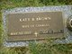 Katy Belle <I>Robeson</I> Brown