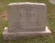 Agnes B. <I>Blanks</I> Kirby