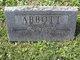 Profile photo:  Joseph F Abbott