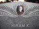 Hiram K. Pridemore