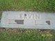 "Virginia D. ""Ginnie"" <I>McGowan</I> Ervin"