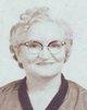 Mary Bessie <I>Rackley</I> Milam