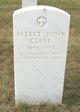 "Profile photo:   Albert John "" "" <I> </I> Cleve,"
