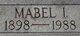 Mabel Irene <I>Bryant</I> Parnell