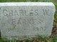 Charles W. Barnes, Jr