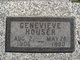 Genevieve <I>Callaway</I> Houser