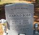 Harold Bobb