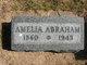 Profile photo:  Amelia E <I>Sohn Schwanke</I> Abraham