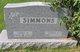 Edna Pauline <I>Craig</I> Simmons