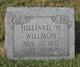 Hilliard Washington Willmon