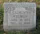 Malanie Clementine <I>Adams</I> Willmon