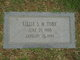Lillie S.M. <I>Toby</I> Mathis